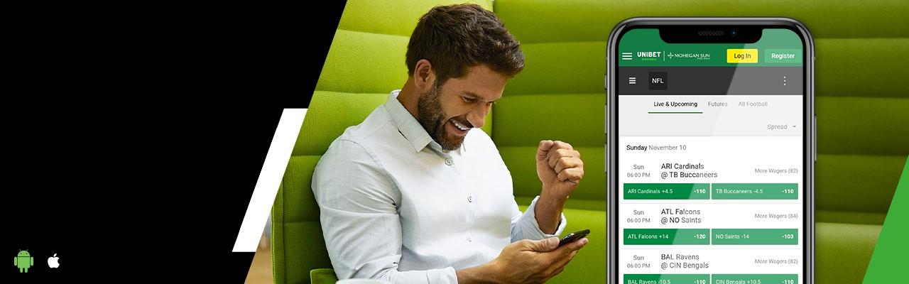 unibet application mobile