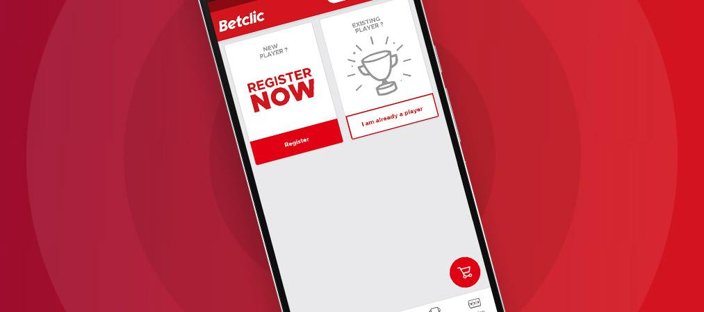 Betclic application Android