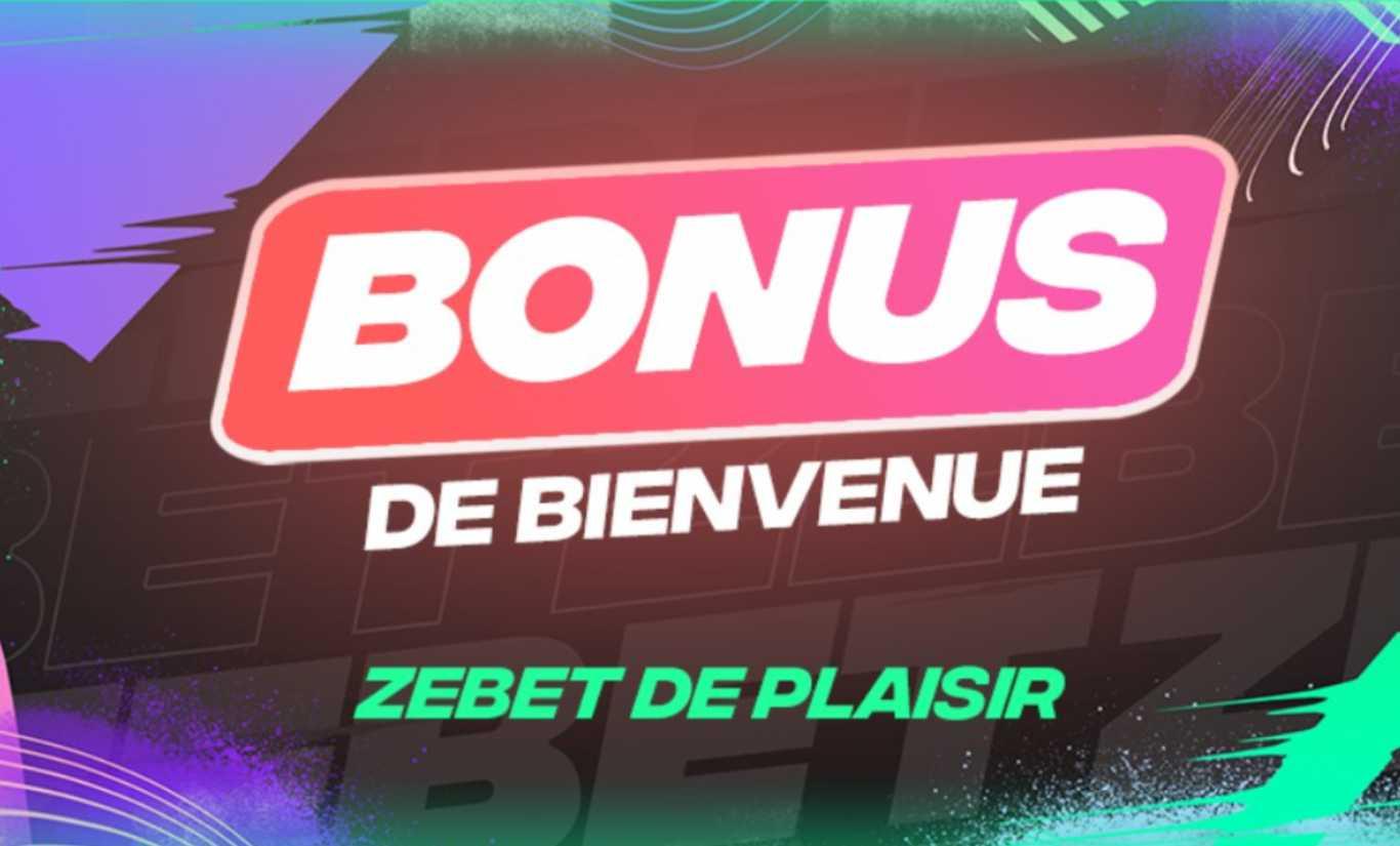 Entrez le code bonus pour Zebet et obtenez une récompense